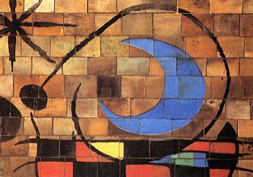 Resultado de imagen de Joan Miro, Luna