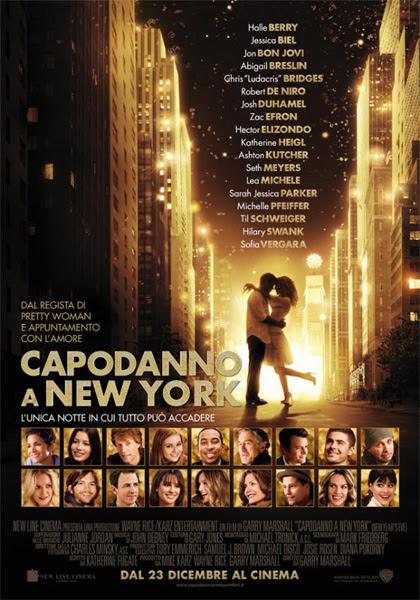 Risultati immagini per Capodanno a New York  film