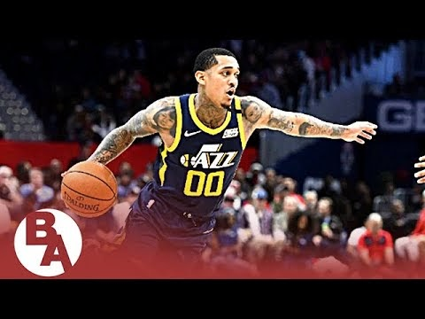 NBA: Jordan Clarkson eyes Sixth Man of the Year Award