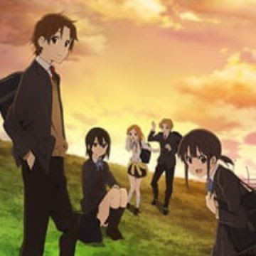 Kokoro Connect Anime