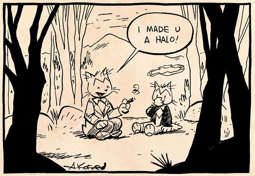 Laugh-Out-Loud Cats #2134 by Ape Lad