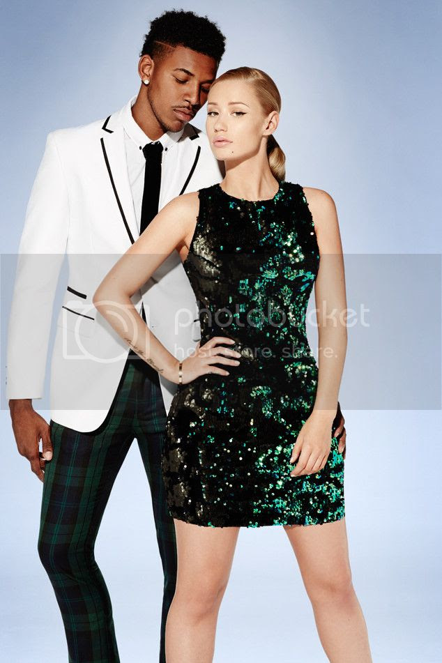 Iggy Azalea and Boyfriend for Forever 21 Holiday Campaign photo iggy-azalea-nick-young-forever-21-ads-011.jpg