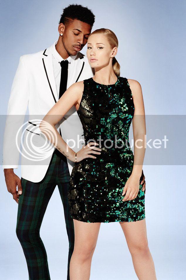 Iggy Azalea and Boyfriend for Forever 21 Holiday Campaign photo iggy-azalea-nick-young-forever-21-ads-011.jpg