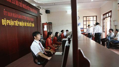 Thủ tướng Nguyễn Xuân Phúc, công chức viên chức, kỷ luật
