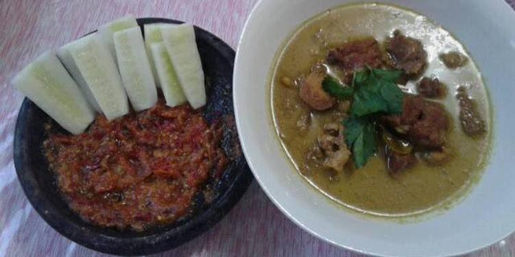 Resep Kicik/terik Daging Sapi Resep Mertua Oleh Heny Widihartati