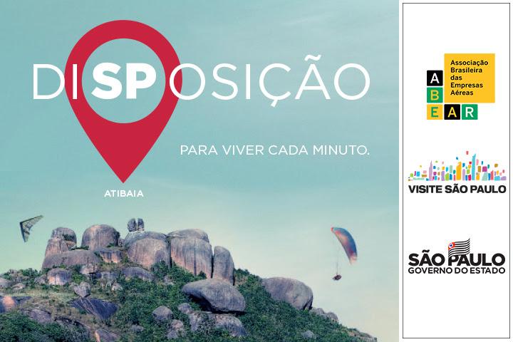 Estado de São Paulo é o segundo destino mais procurado do mundo