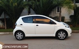 Voiture Occasion Aygo