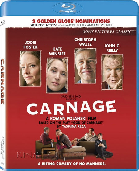 Carnage (2011) 720P BRRIP x264 AC3 - HOPE