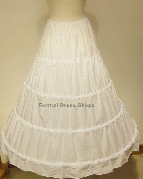 petticoat underskirt crinoline  hoop wedding ball gown