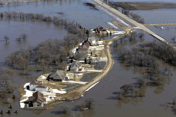 Climate change will increase extreme precipitation levels - latimes.com