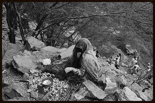 The Muslim Lepers Of Taragadh Ajmer by firoze shakir photographerno1