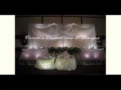 25th Wedding Anniversary Decoration Ideas 2015   YouTube