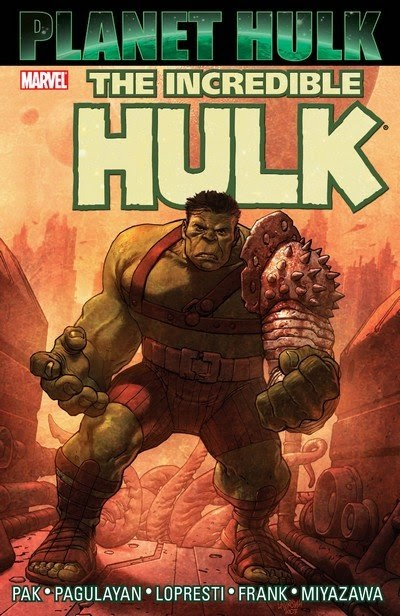 Planet Hulk Comic Free Download