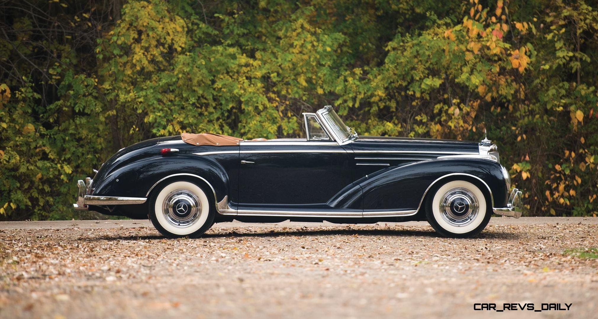 1955/56 Mercedes-Benz 300SC and 300S Roadster Set To Stun ...