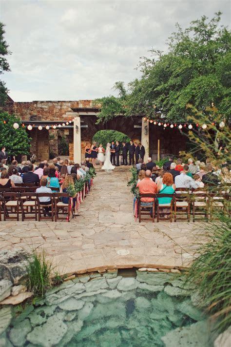 Austin Texas Garden Wedding Venue   Elizabeth Anne Designs