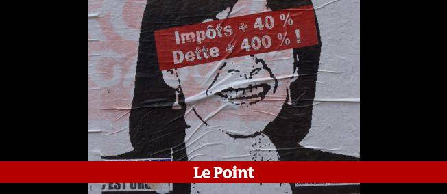 Une affiche de campagne de Nicolas Miguet.