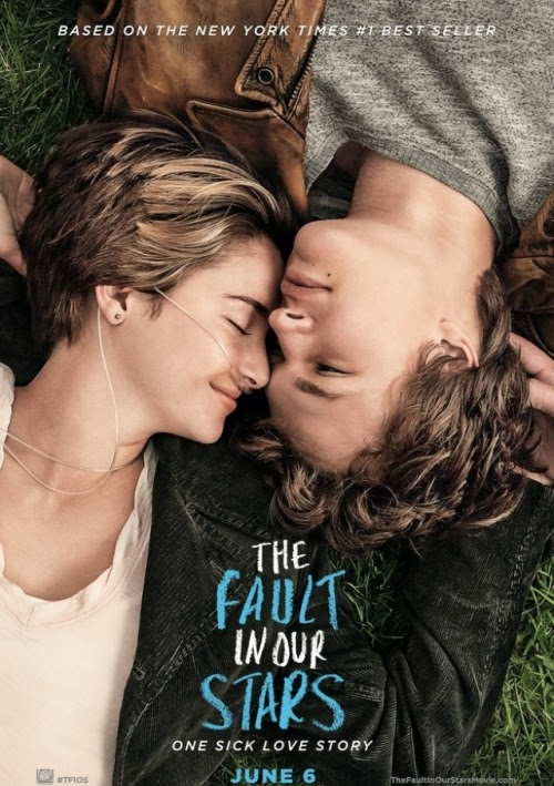 The Fault in Our Stars OFFICIAL Movie Poster