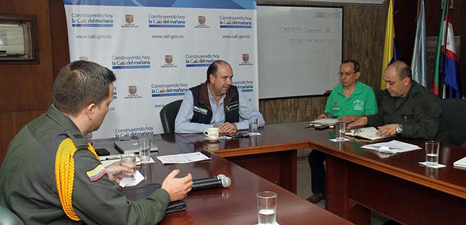 Minambiente gestionará dos puestos de control permanente en Los Farallones