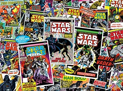 New Star Wars Comic Book Series
