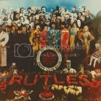 El imprescindible SGT. RUTLERS ONLY DARTS CLUB BAND