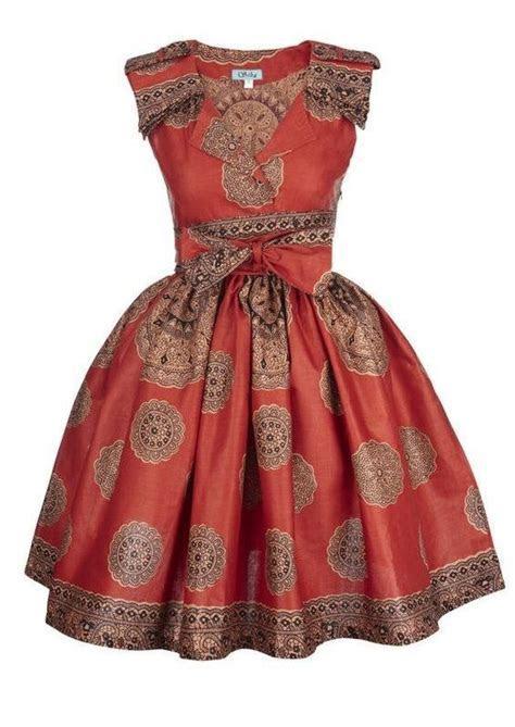 The best kitenge dress designs for women 2017