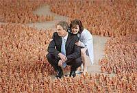 Tony & Cherie Blair