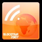 Logo Officiel Blogotour 2007