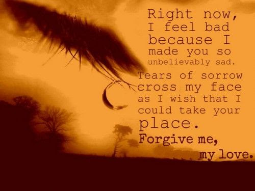 Please Forgive Me My Love Pictures Photos And Images For Facebook