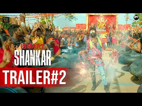 iSmart Shankar Movie Trailer 2