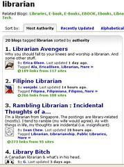 BlogFinder_Librarian