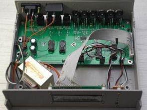 Bộ chọn video kỹ thuật số được điều khiển từ xa với PIC16F628