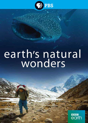 Earth's Natural Wonders - Season 1