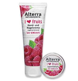 """Alterra """"I love fruits"""" Himbeere"""