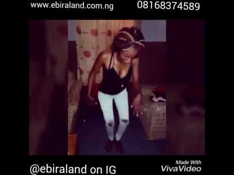 Video: Ebira Girl Dancing, You Will Love This (Watch and Download).