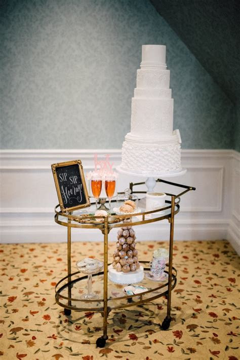 Whimsical and Vintage Inspired Ceremony Inspiration