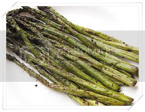 Pan Sauteed Asparagus,Asparagus with Butter,Buttered Asparagus