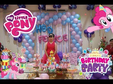 Jual Hiasan Kue Ulang Tahun My Little Pony