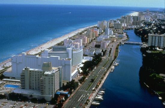 Roseana está morando, com a família, na luxuosa cidade de Miami, nos Estados Unidos