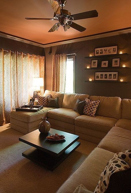 Cool Cozy Living Room Wall Decor Ideas images