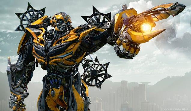 El primer spin-off de Transformers lo protagonizará este robot