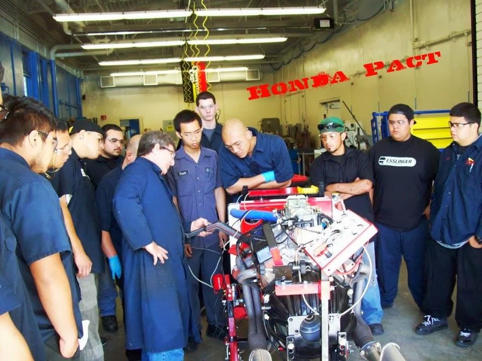 Honda PACT Program | Career and Technical Education