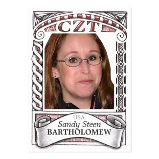 CZT ATC - Trading Card Business Card