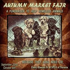 Autumn Market Fair - SPCA Fundraiser