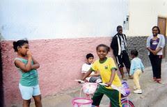 Daniela new bike