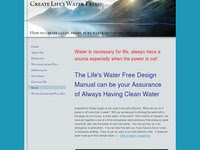 Lifes Water Free Diy Manual