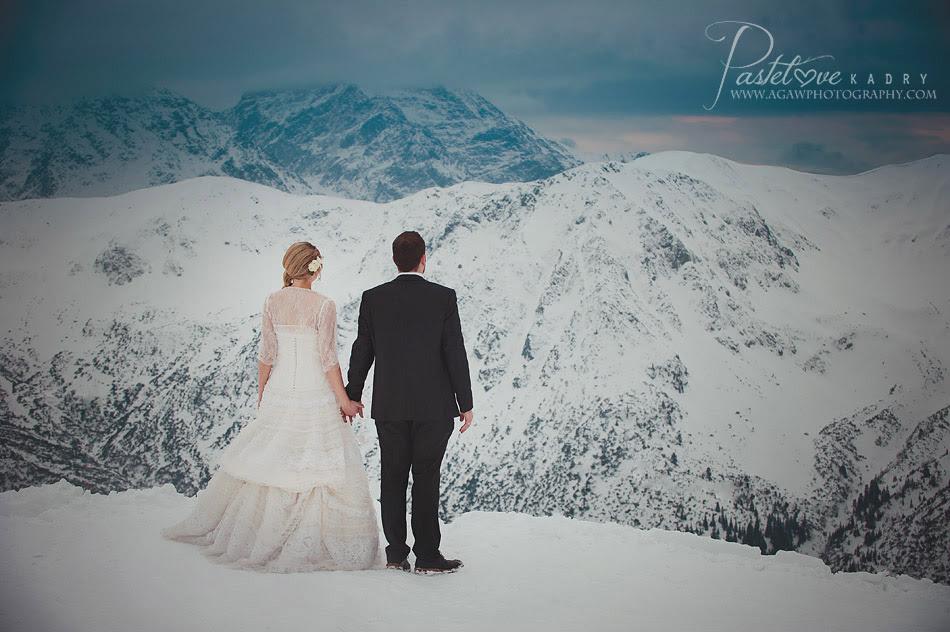 sesje ślubne Tatry