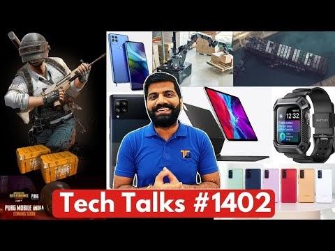 Tech Talks #1402 - PUBG Mobile India Launch, Galaxy M42 5G, iPad on Fire, Rugged Apple Watch, Mi 11