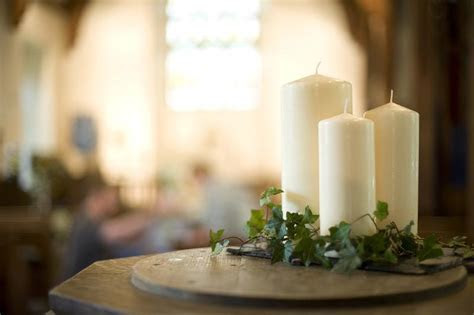Free image of church candles