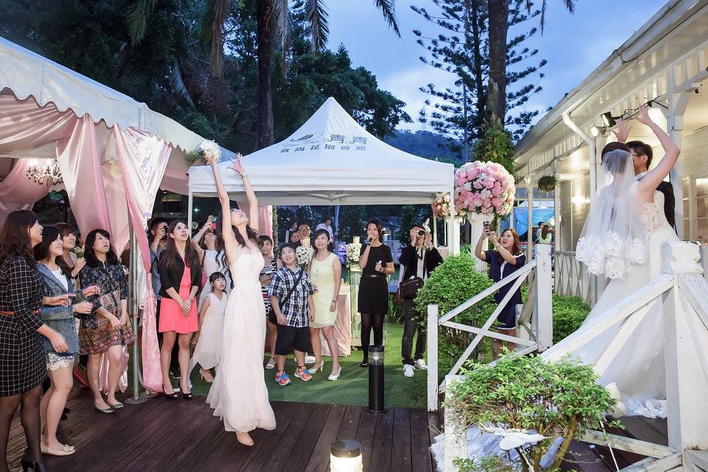 109青青時尚會館戶外婚禮
