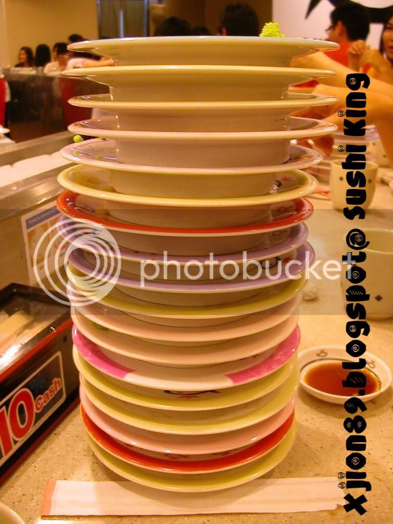 oo sushi plates
